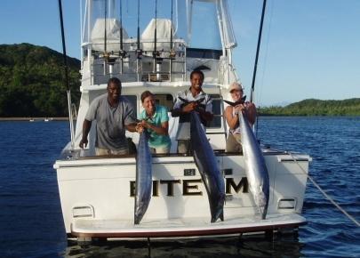 Gamefishing Fiji